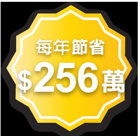 圖_每年節省256萬_02
